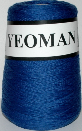 Yeoman Sport  Pure Virgin Merino Wool - Royal
